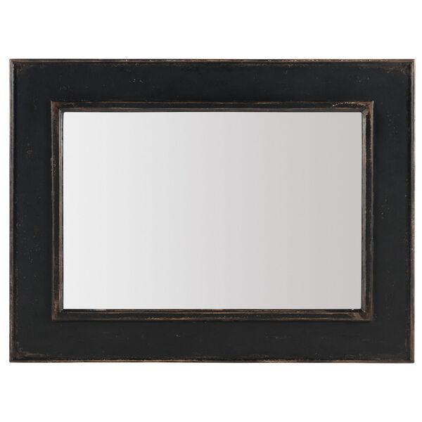 Ciao Bella Black 48-Inch Landscape Mirror, image 1