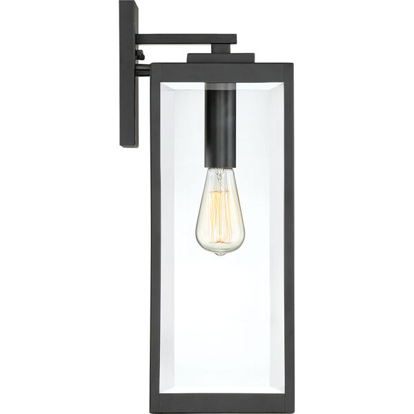Westover Earth Black 20-Inch One-Light Outdoor Wall Sconce, image 5