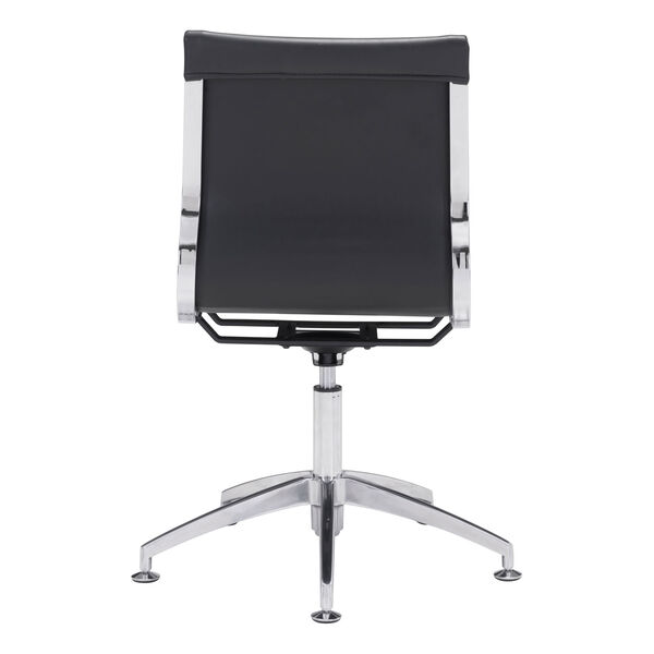 Glider Conference Chair Black, image 4