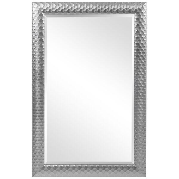 Caldera Textured Gray Mirror, image 2
