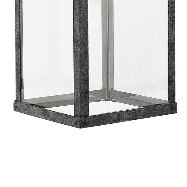 Porter Aged Zinc 22-Inch Outdoor Wall Mount, image 3