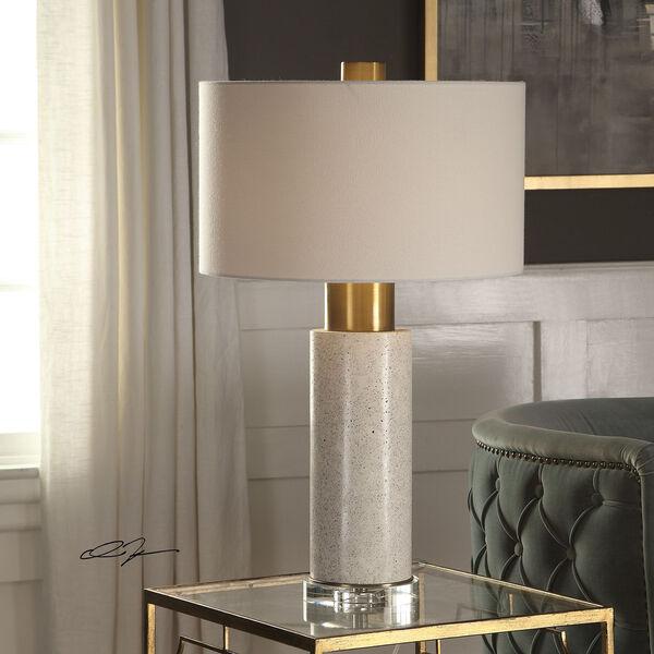 Vaeshon Concrete One-Light Table Lamp, image 2
