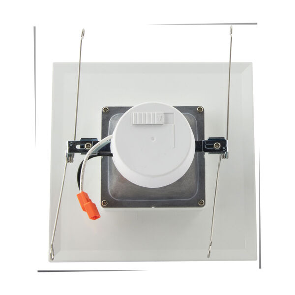 ColorQuick White 7-Inch LED Square Downlight Retrofit, image 2