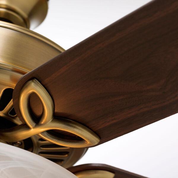 Pro Series Antique Brass 50-Inch Ceiling Fan, image 7