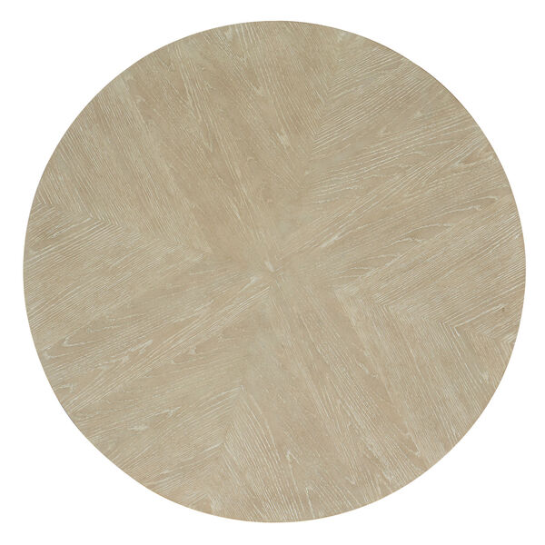 Cascade Taupe Round Cocktail Table, image 2