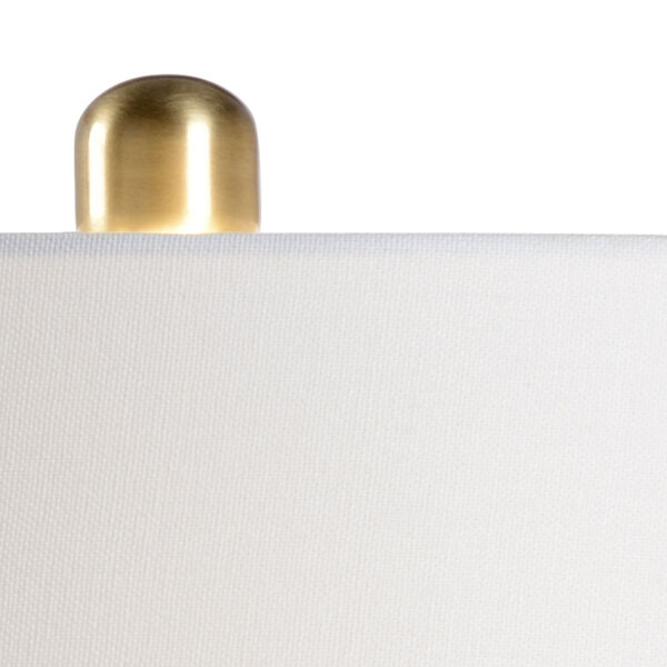 MarketPlace Almond Glaze One-Light Table Lamp, image 3