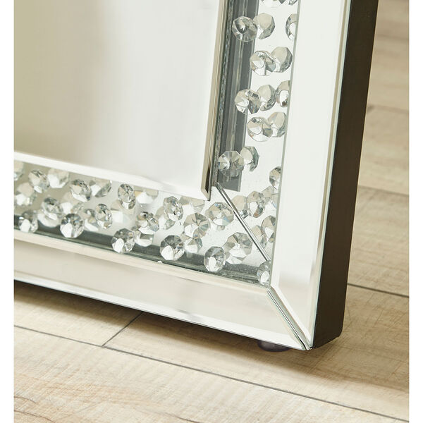 Sparkle Clear 22-Inch Mdf Full Length Mirror, image 4
