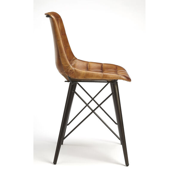 Brown 31-Inch Side Chairs, image 5