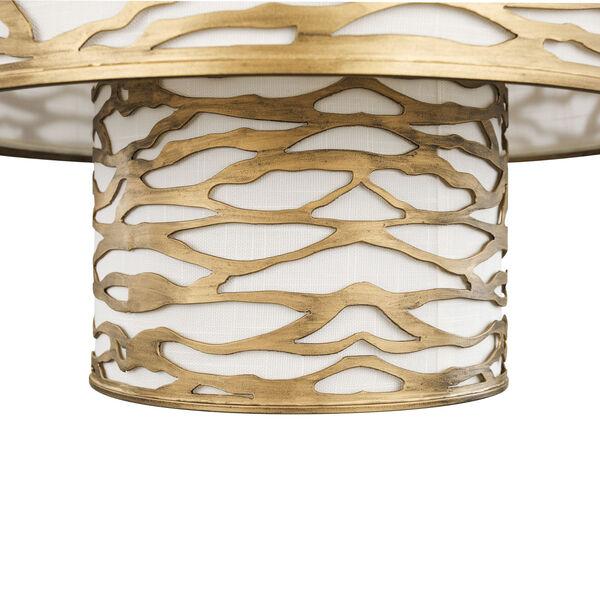 Kato Havana Gold Four-Light Chandelier, image 3
