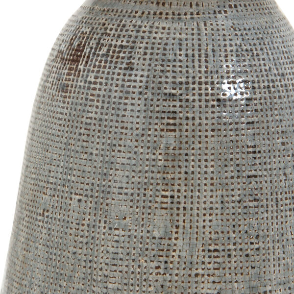 Monacan Gray One-Light Textured Table Lamp, image 2