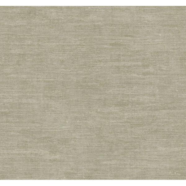 Antonina Vella Elegant Earth Beige Heathered Wool Textures Wallpaper, image 2