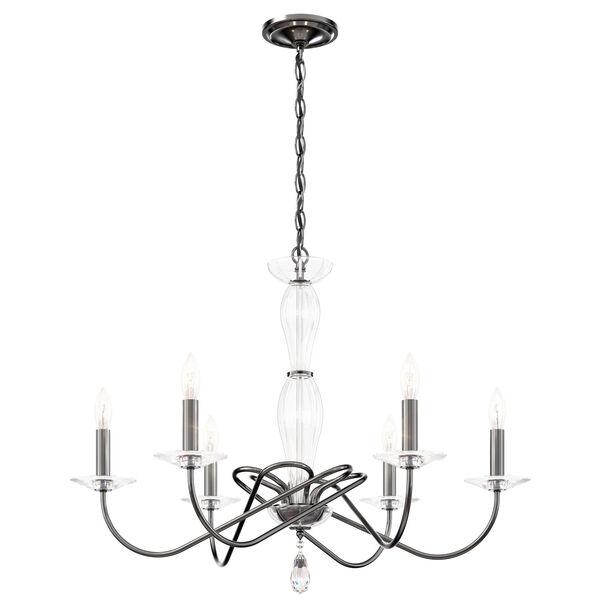 Arabesque Six-Light Chandelier, image 1