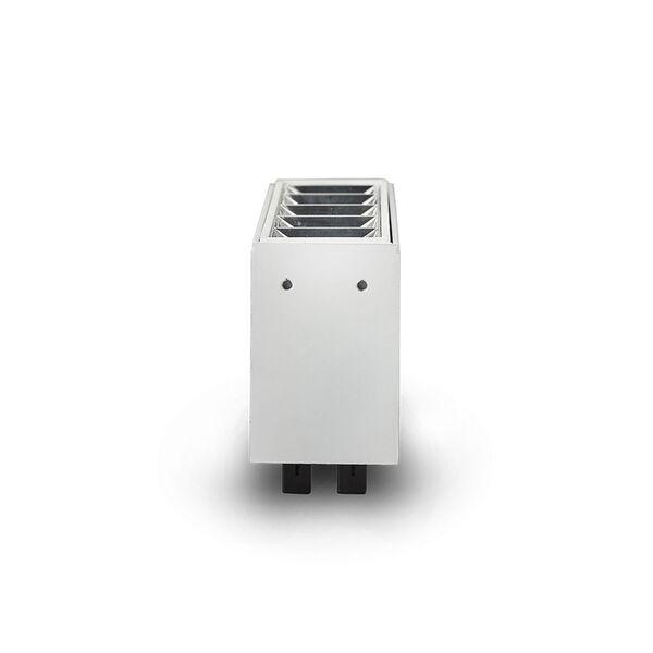 Rubik White Five-Light 12W LED Recessed Downlight, image 5