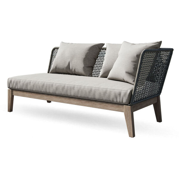 Netta Outdoor Right Arm Sofa, image 2