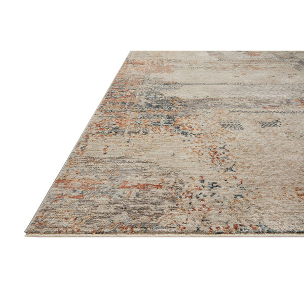 Axel Sand, Spice and Blue Area Rug, image 4