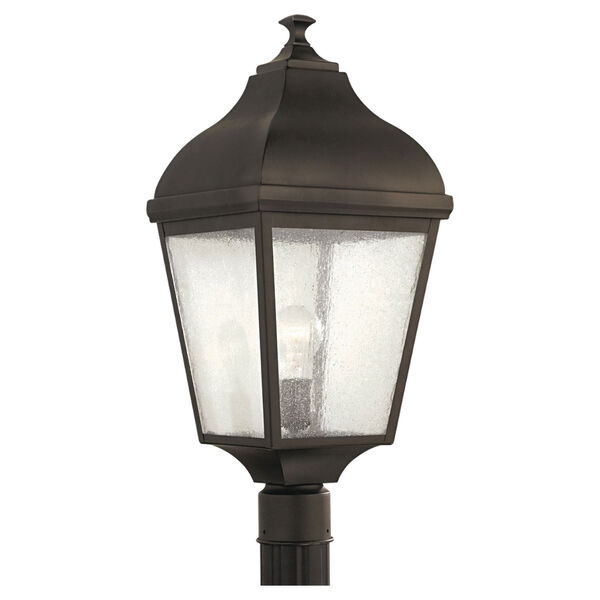 Terrace Oil Rubbed Bronze Outdoor Post Light, image 1