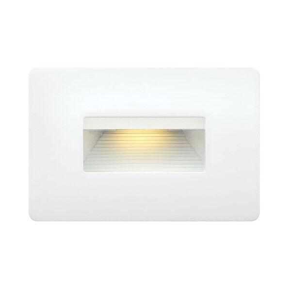 Luna Titanium Line Voltage 4.5-Inch LED Landscape Deck Light, image 1