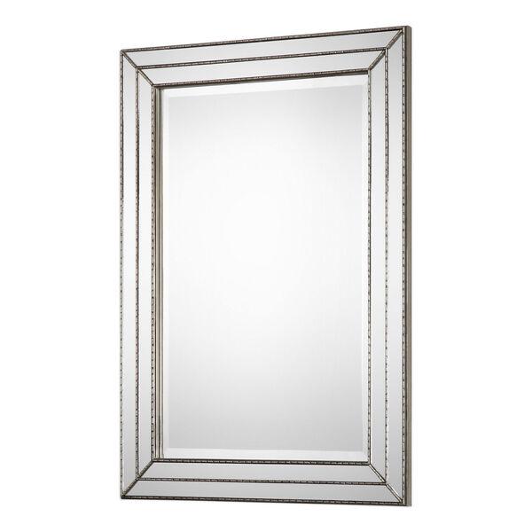 Whittier Rectangular Silver Mirror, image 3