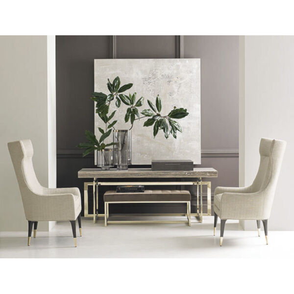 Classic Beige Console Table, image 4