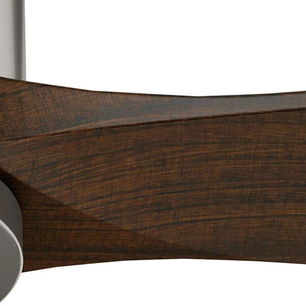 Melbourne Brushed Nickel 52-Inch One-Light LED Ceiling Fans, image 4