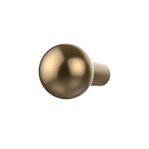 Brushed Bronze 1 Inch Knob, image 1