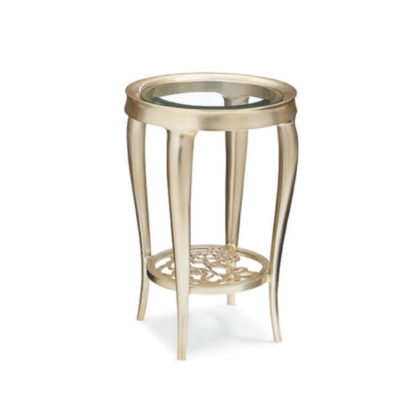 Classic Gold Just For You End Table, image 2