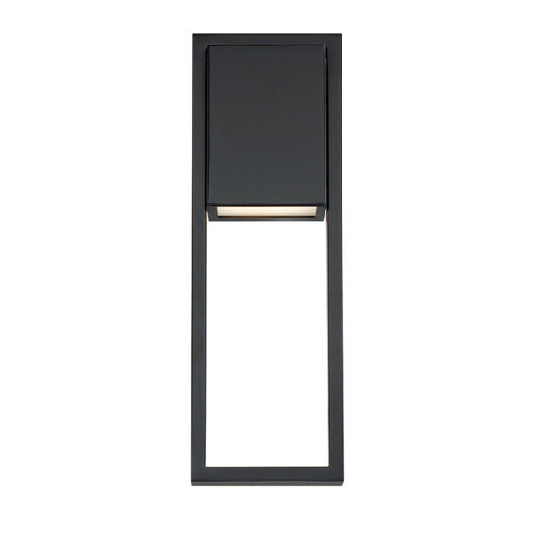 Archetype Black 18-Inch 3000K LED Outdoor Wall Sconce, image 2