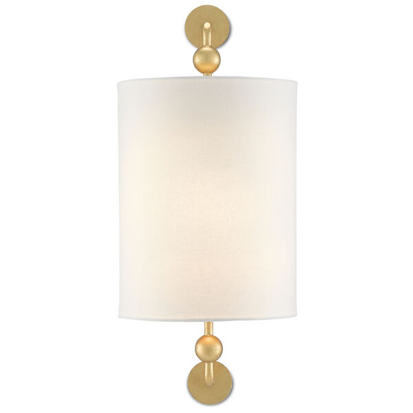 Tavey Contemporary Gold One-Light Wall Sconce, image 3