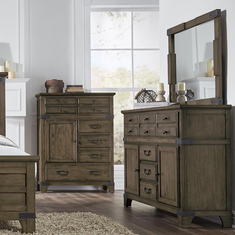 Dresser Mirrors Category