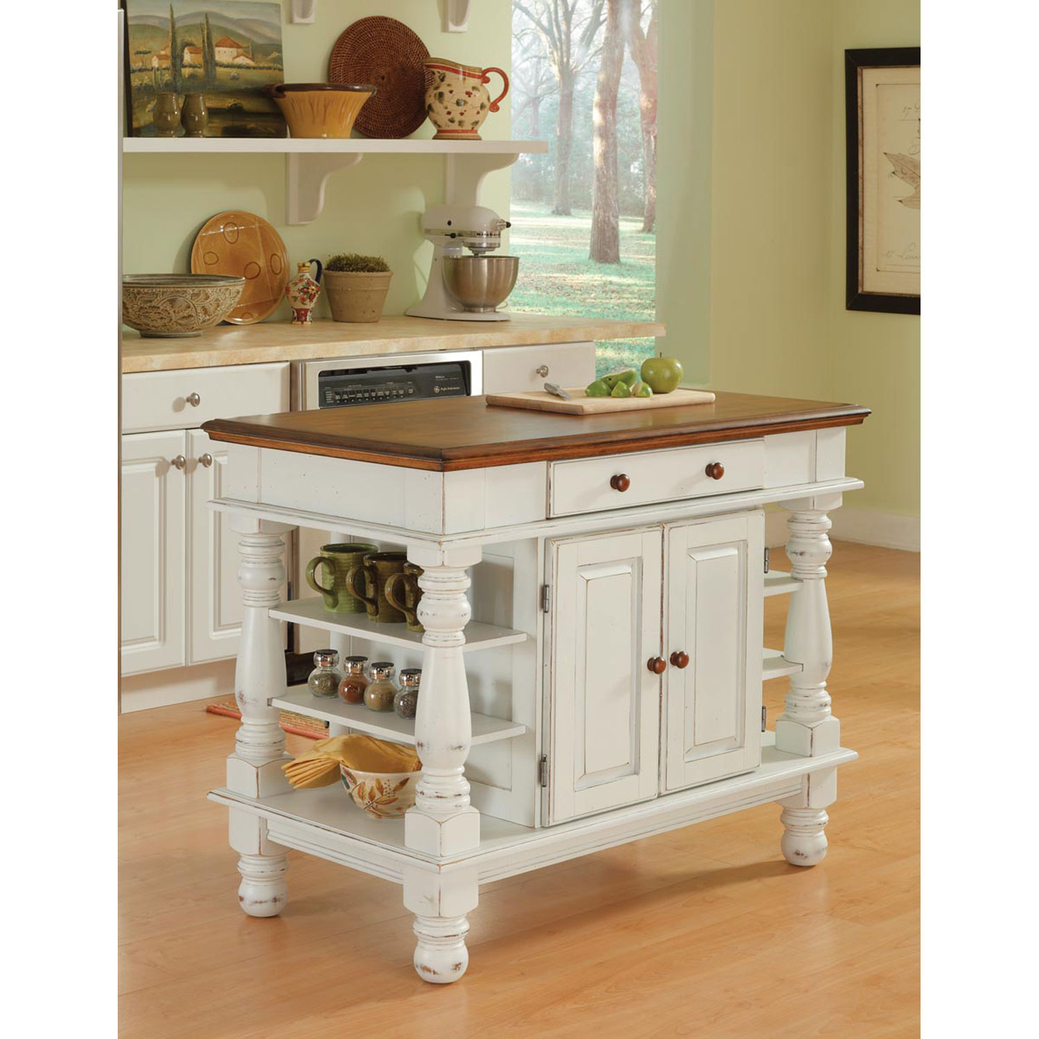 Kitchen Islands & Carts Category